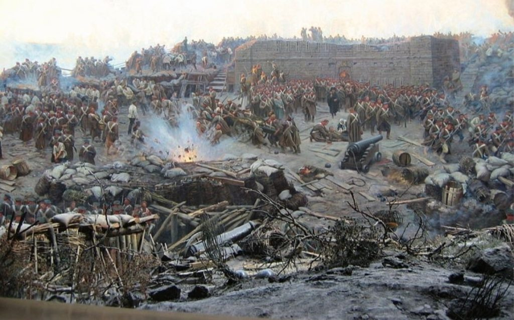kırım - rus savaşı
