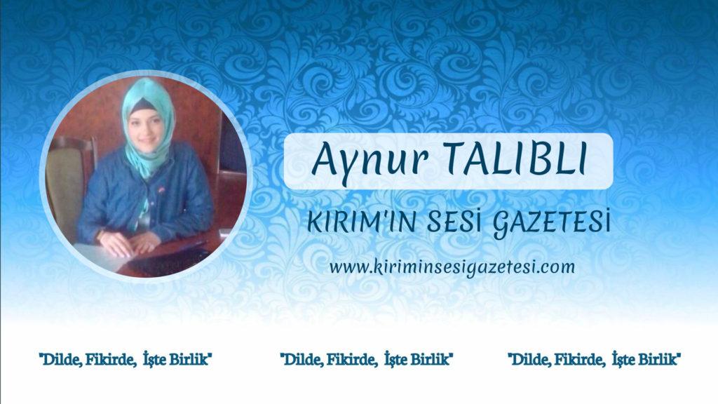 Aynur TALIBLI