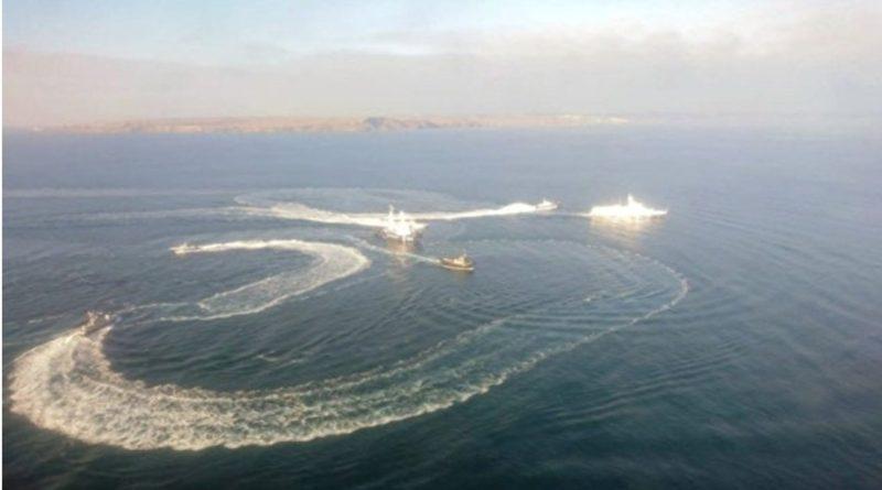 Ukrayna savaş gemileri