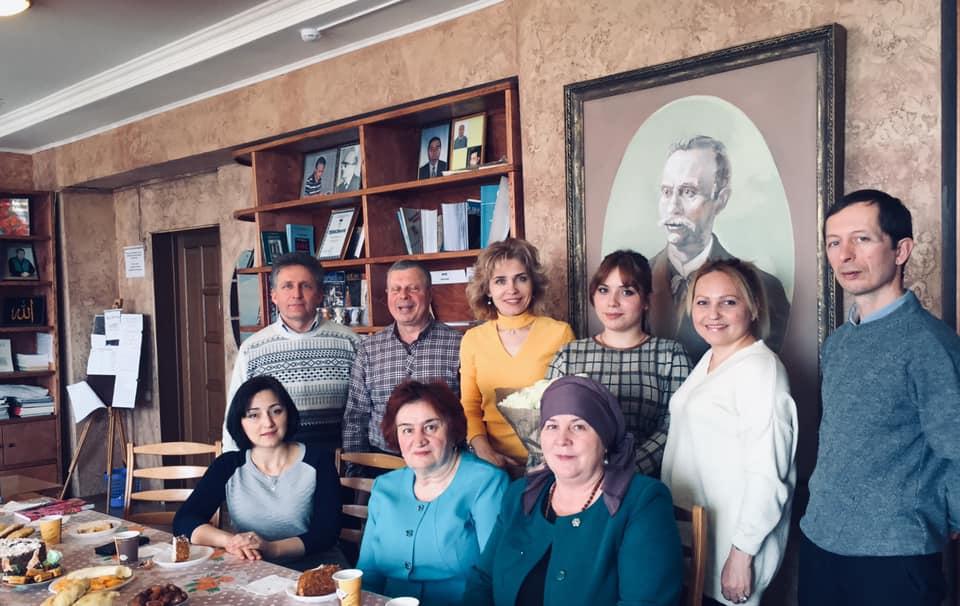 kırım tatar öğretim üyeleri