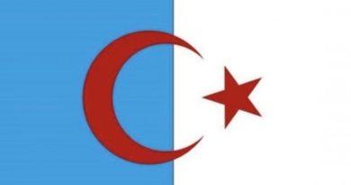 suriye türkmen bayragı