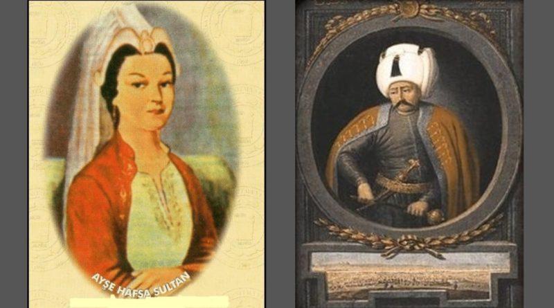 hafza sultan-1selim