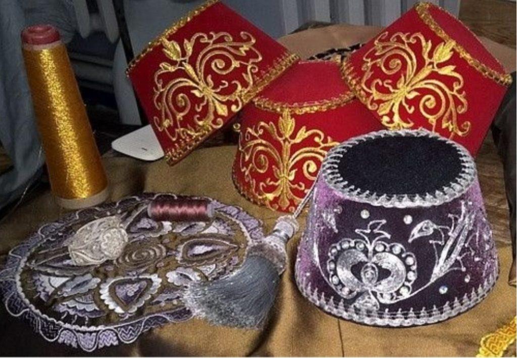 kırım tatar el sanatları
