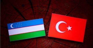 özbekistan - türkiye