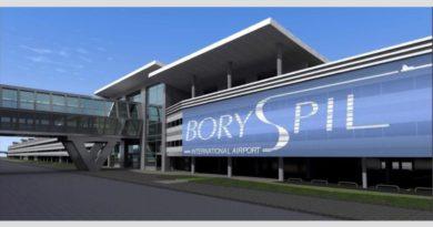 Kiev Uluslararası Boryspil Uluslararası Havaalanı