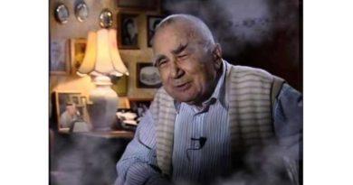 CENGIZ  DAĞCI  (1919- 2011)   QIRIMTATAR ROMANCI  VE ŞAİRI – ROMANCIERUL ŞI POETUL TĂTAR CRIMEEAN