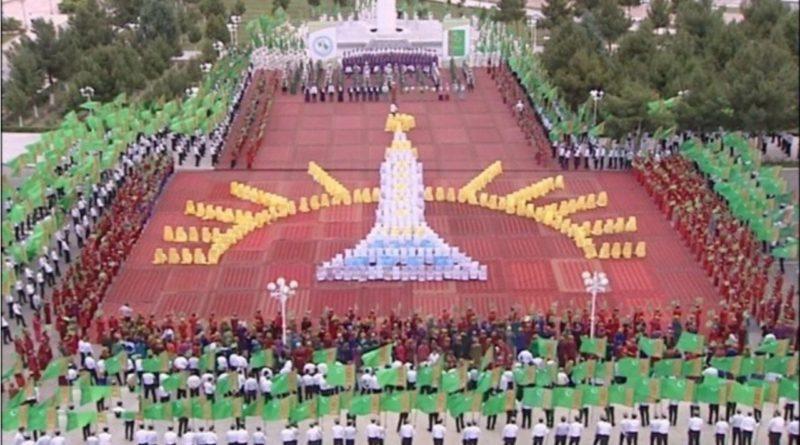 türkmenistan bayrak anayasa gunu