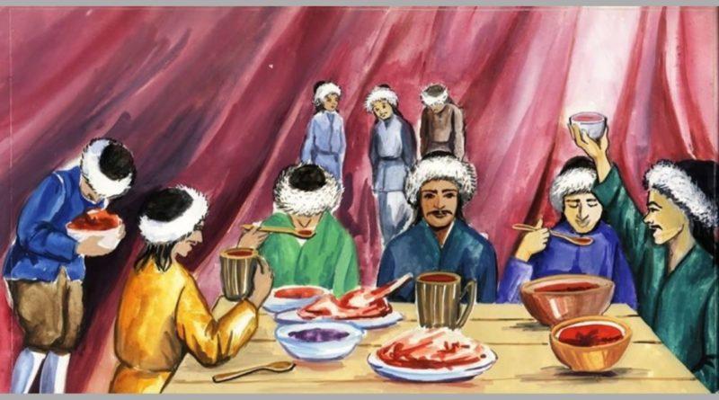 Türklerde Yemek Adabı ve Kültürü