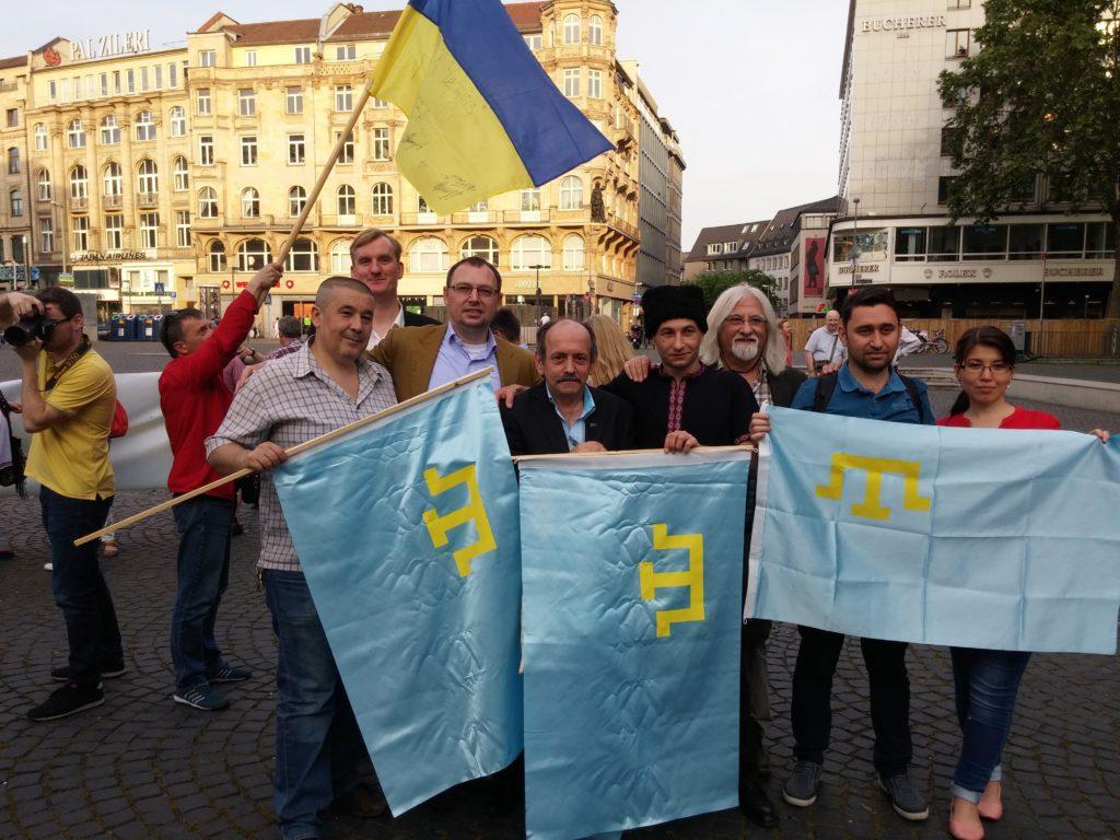 rafet karanlık - Avrupa Kırım Tatar Dayanışma ve Kültür Merkezi