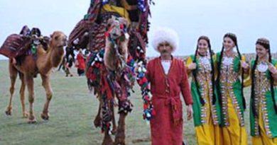 türkmen dügünü - türkmen toyu
