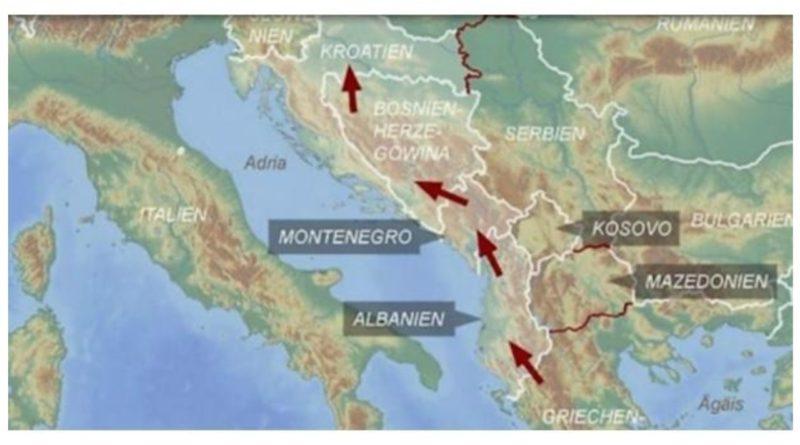 Balkan Göçleri/ Balkan Migrations/هجرات البلقان