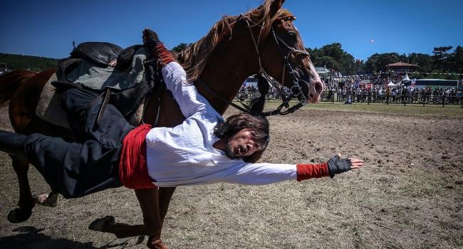 4. Türk Dünyası Ata Sporları Şenliği