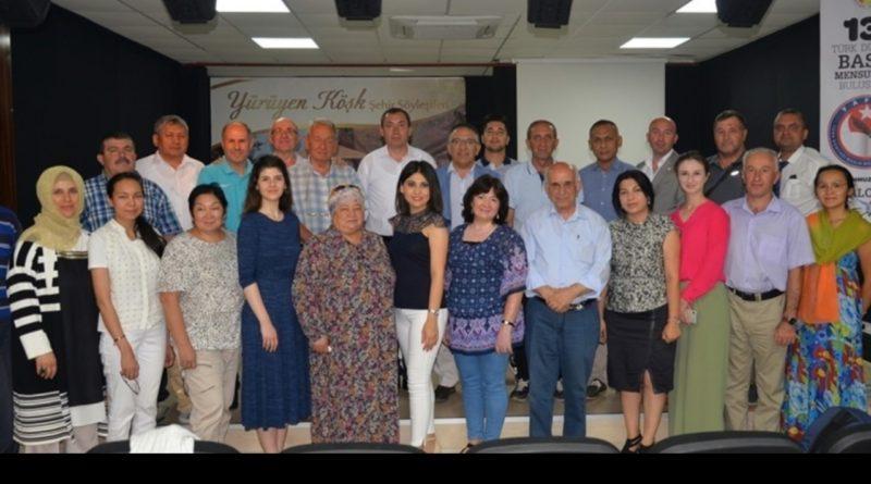 Türk Dünyası Basın Mensupları Buluşması