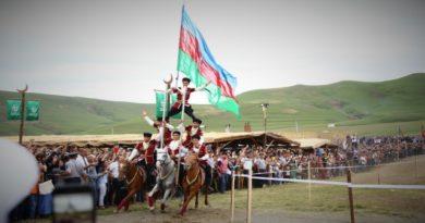 """Azerbaycan'da """"Milli Yayla Festivali"""" coşkusu"""