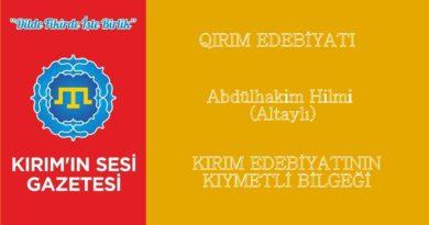 Abdülhakim Hilmi Altaylı