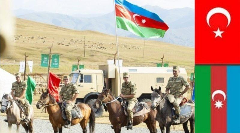 """Azerbaycanlı gençlere yönelik """"Harbiye-Askeri Vatanseverlik Kampı"""""""