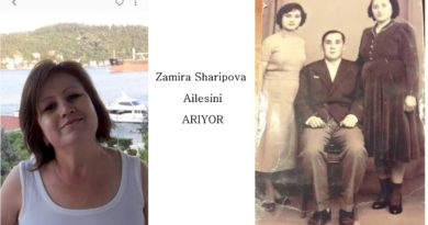 Zamira Sharipova
