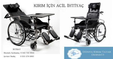 Kırım'da Bir Engeli Sen Kaldır