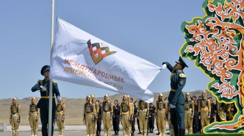 Kazakistan'da Uluslararası Ordu Oyunları