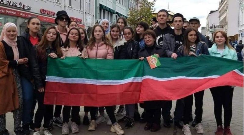 """Azatlık"""" Tatar Gençleri Birliği Tataristan"""