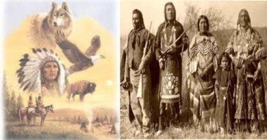 Kayıp Türkler Kızılderililer