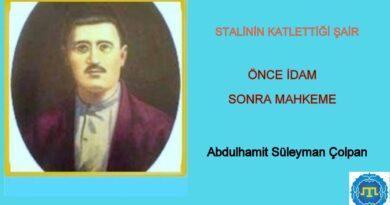 Abdulhamit Süleyman Çolpan