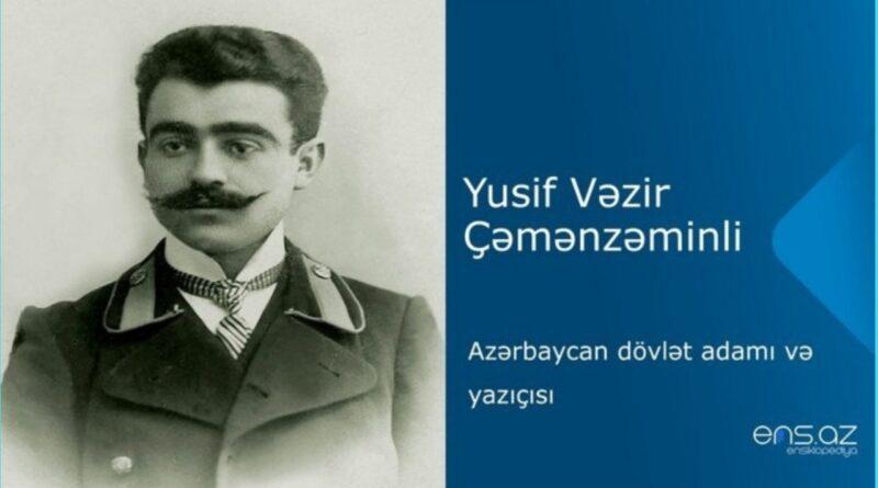 Yusuf Vezir Çemenzeminli
