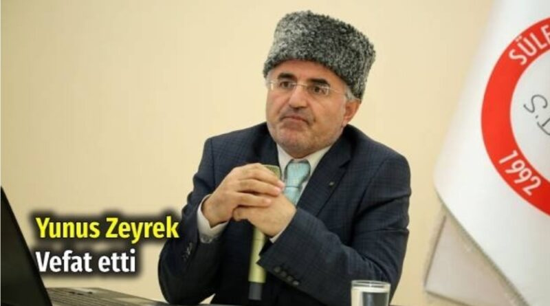 Yunus Zeyrek