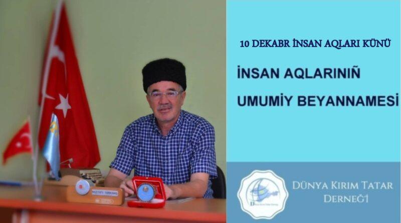 10 aralık insan hakları günü