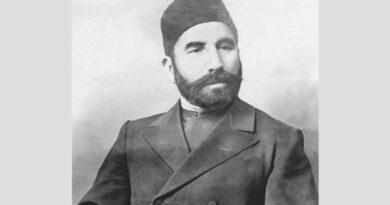 Hacı Zeynalabdin Tağıyevin Əhmədli