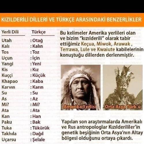 kızılderili