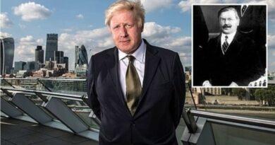 Ali Kemalin torunu İngiltere Başbakanı Boris Johnson