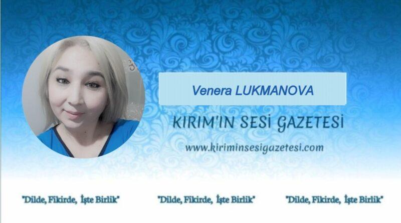 venera lukmanova