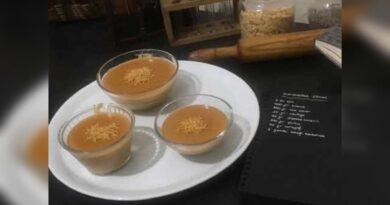 Kırım Tatar Chef Koray Saygı'dan Karemelize Sütlaç Tarifi
