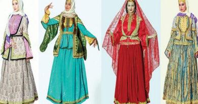 Azərbaycan milli geyimləri