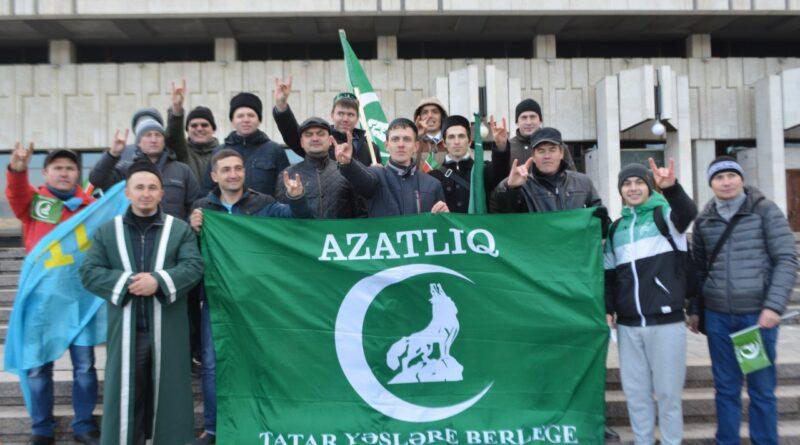 Türkçüler günü Azatlık Tataristan Kazan