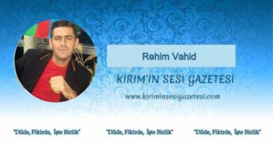 Rəhim Vahid