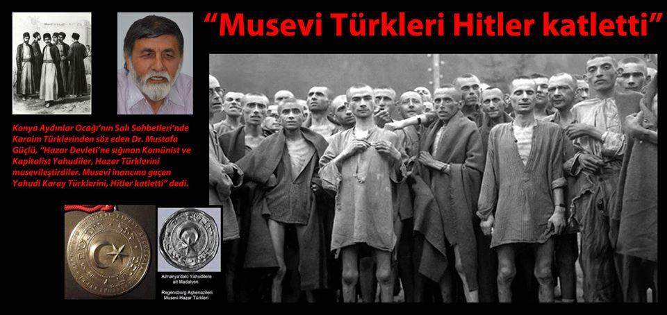 musevi türkler