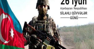 Azərbaycan Respublikası Silahlı Qüvvələri günü