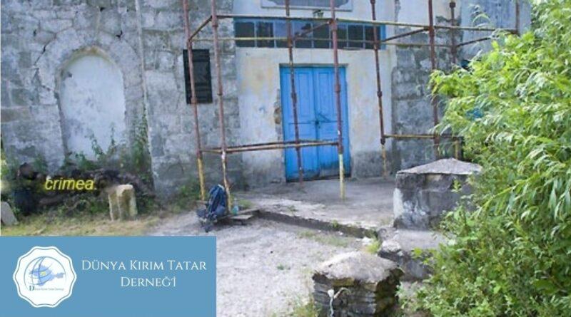 KIRIM'DA 380 YILLIK BÜYÜK ÖZENBAŞ CAMİSİNDE EZAN SESİ YANKILANACAK