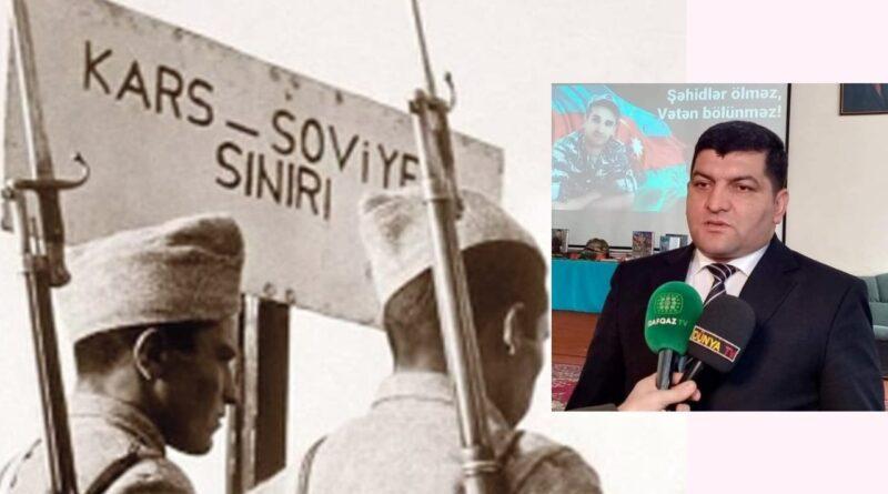 QARS -SOVET SƏRHƏDİ