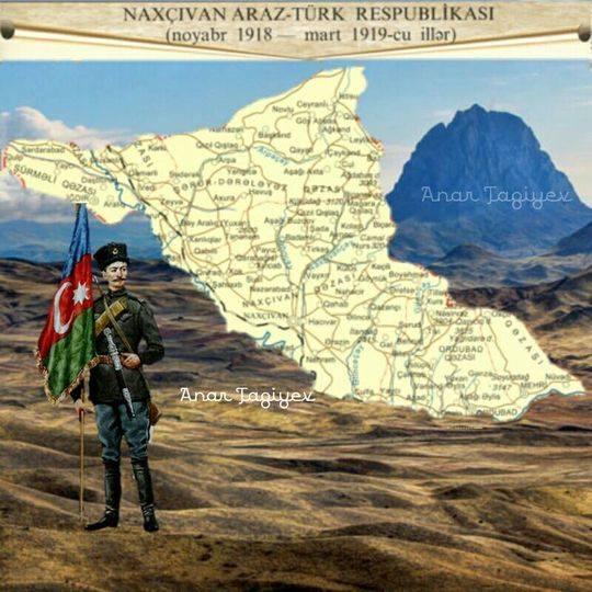 Nahçıvan Araz Türk Respublikası