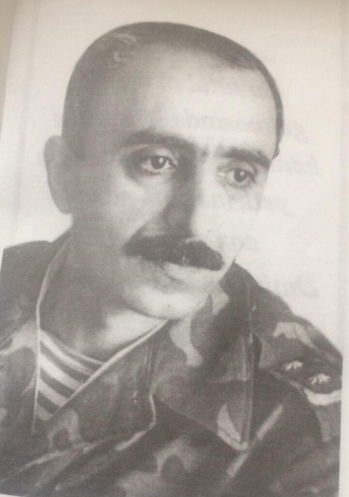 1992- 93 de Karabax savaşı