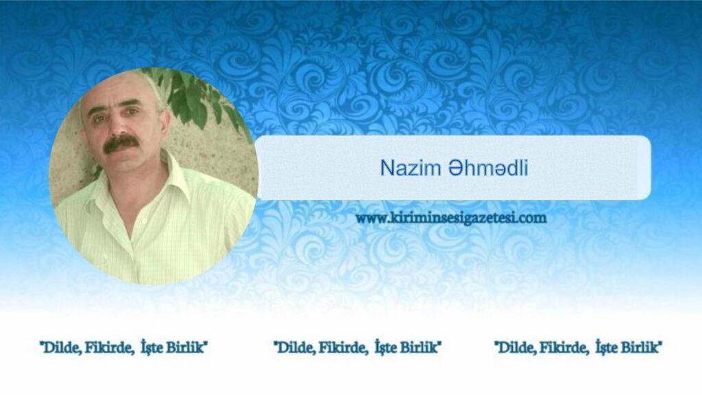 Nazim Əhmədli