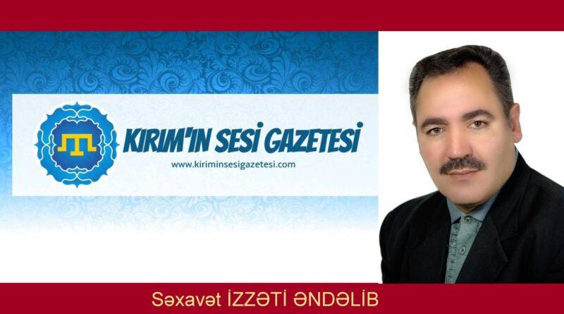 Səxavət izzəti əndəlib