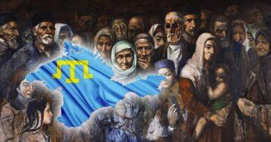 Kırım Tatarlarının sürgünü