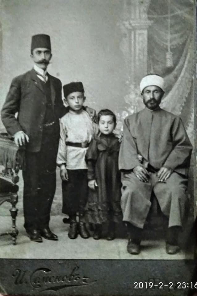 gaspıralı ailesi