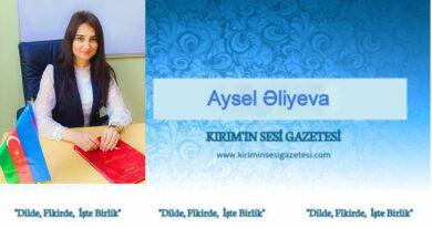 Aysel Əliyeva