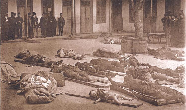 Bakıdakı erməni vəhşilikləri