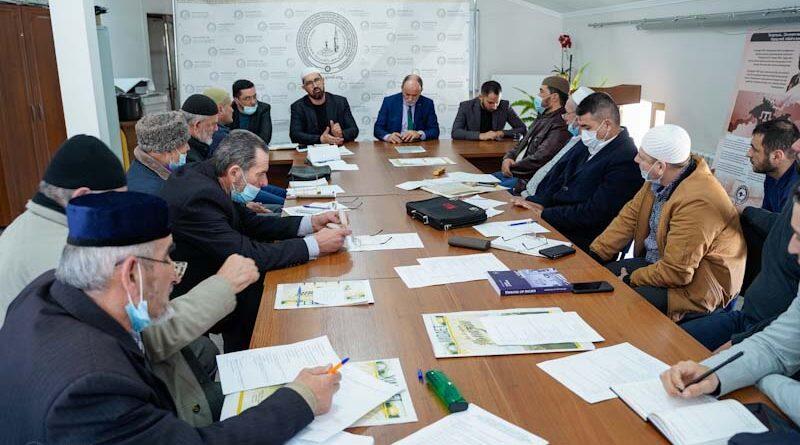 Kırım Müslüman Manevi Müdürlüğü Yüksek Kurulu